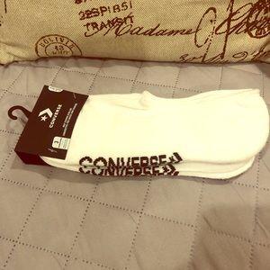 🆕Converse 3 pack half cushion ultra low socks